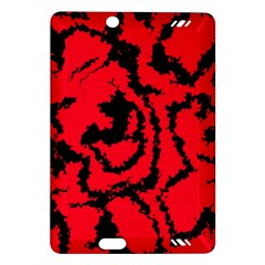 Migraine Red Kindle Fire Hd (2013) Hardshell Case by MoreColorsinLife