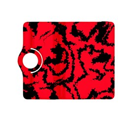 Migraine Red Kindle Fire HDX 8.9  Flip 360 Case by MoreColorsinLife
