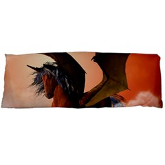 The Dark Unicorn Body Pillow Cases (Dakimakura)  by FantasyWorld7