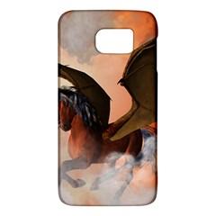 The Dark Unicorn Galaxy S6 by FantasyWorld7