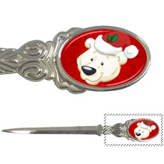Funny Polar Bear Letter Openers by FantasyWorld7