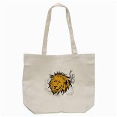 Lion Tote Bag (cream)