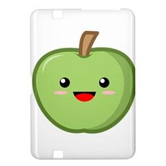 Kawaii Green Apple Kindle Fire HD 8.9  by KawaiiKawaii