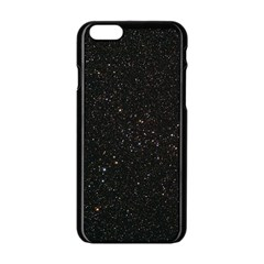 Galaxy Case For Iphone 6 Apple Iphone 6 Black Enamel Case by fungiftsforfriends