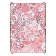 Lovely Allover Ring Shapes Flowers Apple Ipad Mini Hardshell Case by MoreColorsinLife