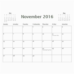 2015b By Andrea Lamont   Wall Calendar 11  X 8 5  (12 Months)   Pqlzxbuha2zh   Www Artscow Com Nov 2016