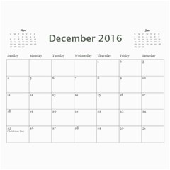 2015b By Andrea Lamont   Wall Calendar 11  X 8 5  (12 Months)   Pqlzxbuha2zh   Www Artscow Com Dec 2016