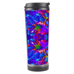 Abstract 4 Travel Tumblers by icarusismartdesigns