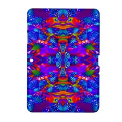 Abstract 4 Samsung Galaxy Tab 2 (10 1 ) P5100 Hardshell Case  by icarusismartdesigns