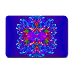 Abstract 5 Small Doormat  by icarusismartdesigns