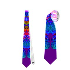 Abstract 5 Neckties (Two Side)  by icarusismartdesigns