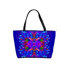 Abstract 5 Shoulder Handbags by icarusismartdesigns