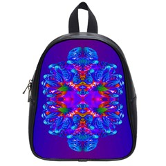 Abstract 5 School Bags (small)  by icarusismartdesigns