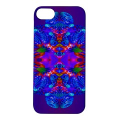 Abstract 5 Apple Iphone 5s Hardshell Case by icarusismartdesigns
