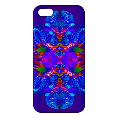 Abstract 5 Iphone 5s Premium Hardshell Case by icarusismartdesigns