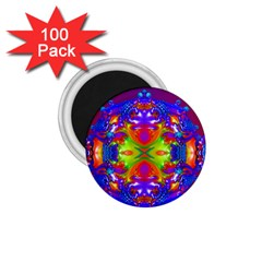 Abstract 6 1 75  Magnets (100 Pack)  by icarusismartdesigns