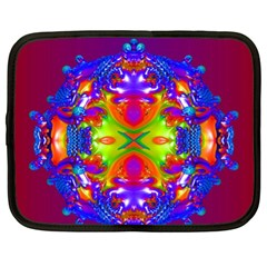 Abstract 6 Netbook Case (xl)  by icarusismartdesigns