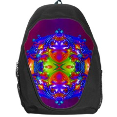 Abstract 6 Backpack Bag by icarusismartdesigns