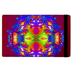 Abstract 6 Apple Ipad 2 Flip Case by icarusismartdesigns