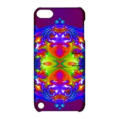 Abstract 6 Apple iPod Touch 5 Hardshell Case with Stand by icarusismartdesigns