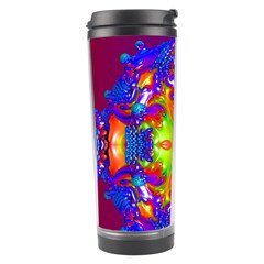 Abstract 6 Travel Tumblers by icarusismartdesigns