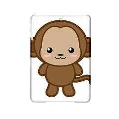 Kawaii Monkey Ipad Mini 2 Hardshell Cases by KawaiiKawaii
