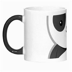 Kawaii Panda Morph Mugs by KawaiiKawaii