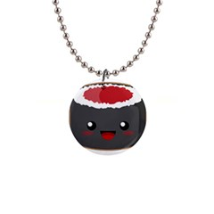 Kawaii Sushi Button Necklaces by KawaiiKawaii