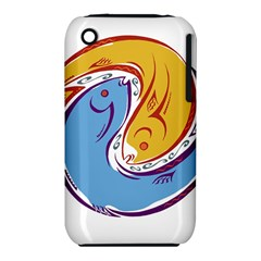 Two Fish Apple iPhone 3G/3GS Hardshell Case (PC+Silicone) by theimagezone