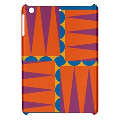 Angles Apple Ipad Mini Hardshell Case by LalyLauraFLM
