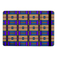 Rectangles And Stripes Pattern	samsung Galaxy Tab Pro 10 1  Flip Case by LalyLauraFLM