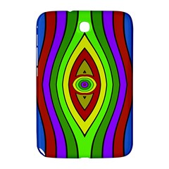 Colorful Symmetric Shapes Samsung Galaxy Note 8 0 N5100 Hardshell Case  by LalyLauraFLM