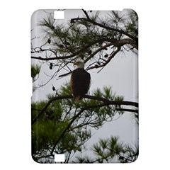 Bald Eagle 3 Kindle Fire Hd 8 9  by timelessartoncanvas