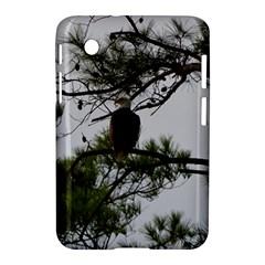 Bald Eagle 3 Samsung Galaxy Tab 2 (7 ) P3100 Hardshell Case  by timelessartoncanvas