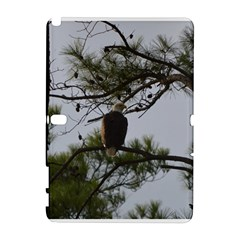 Bald Eagle 4 Samsung Galaxy Note 10 1 (p600) Hardshell Case by timelessartoncanvas
