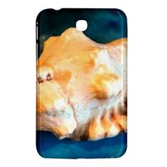 Sea Shell Spiral 2 Samsung Galaxy Tab 3 (7 ) P3200 Hardshell Case  by timelessartoncanvas