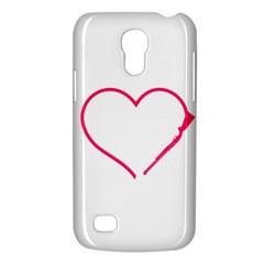 Customizable Shotgun Heart Galaxy S4 Mini by CraftyLittleNodes