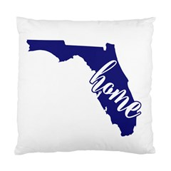 Florida Home  Standard Cushion Case (one Side)  by CraftyLittleNodes