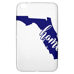 Florida Home  Samsung Galaxy Tab 3 (8 ) T3100 Hardshell Case  by CraftyLittleNodes
