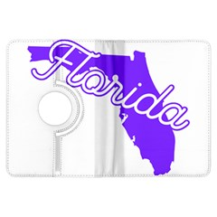 Florida Home State Pride Kindle Fire Hdx Flip 360 Case by CraftyLittleNodes