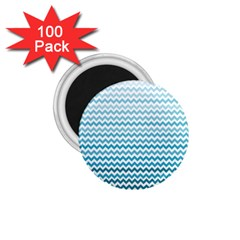 Perfectchevron 1.75  Magnets (100 pack)  by CraftyLittleNodes