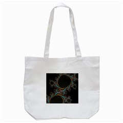 Dream In Fract Tote Bag (white)  by theunrulyartist