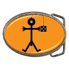 Video Gaming Icon Belt Buckles