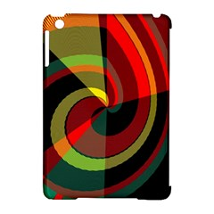 Spiral Apple iPad Mini Hardshell Case (Compatible with Smart Cover) by LalyLauraFLM