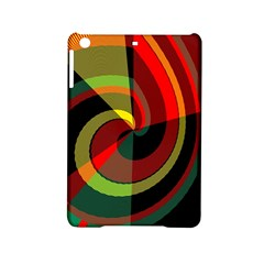 Spiral Apple Ipad Mini 2 Hardshell Case by LalyLauraFLM