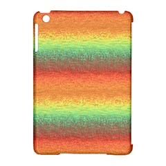 Gradient Chaos Apple Ipad Mini Hardshell Case (compatible With Smart Cover) by LalyLauraFLM