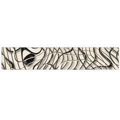 Ribbon Chaos 2  Flano Scarf (large)  by ImpressiveMoments