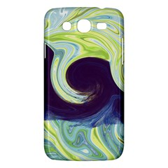 Abstract Ocean Waves Samsung Galaxy Mega 5 8 I9152 Hardshell Case  by theunrulyartist