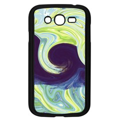 Abstract Ocean Waves Samsung Galaxy Grand Duos I9082 Case (black) by theunrulyartist