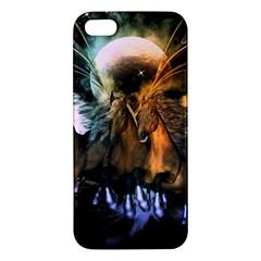 Wonderful Horses In The Universe Apple Iphone 5 Premium Hardshell Case by FantasyWorld7